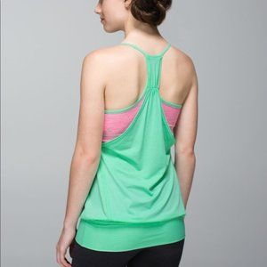 Lululemon No Limits tank top/sports bra